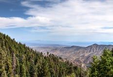 Mt. Lemmon area, near Tucson, Arizona. Coronado National Forest Royalty Free Stock Image
