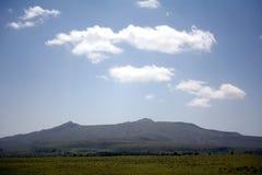 Mt Longonot Royaltyfria Foton