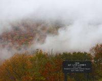 MT LYN LOWRY Stock Photography