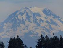 Mt más lluvioso Fotografía de archivo libre de regalías