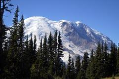 Mt mais chuvoso Fotografia de Stock Royalty Free
