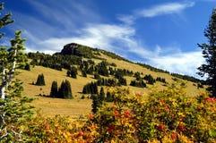 Mt mais chuvoso Foto de Stock Royalty Free