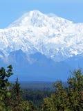 Mt. majestuoso McKinnley Fotografía de archivo libre de regalías