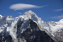 Mt Makalu Photos stock