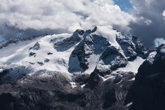 Mt. Marmolada Royalty Free Stock Photo