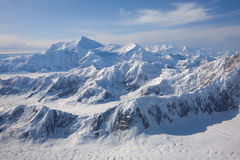 Mt Mc Kinley. Yukon Canada Royalty Free Stock Image