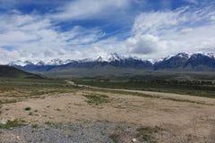 Mt McCaleb - Mackay, Айдахо Стоковая Фотография