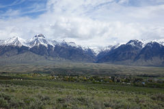 Mt. McCaleb - Mackay, Idaho Stock Images