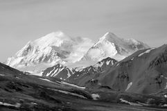 Mt. McKinley Photographie stock