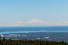 Mt. McKinley Zdjęcie Stock