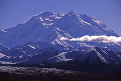 Mt. McKinley Photo libre de droits