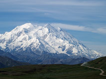Mt. Mckinley Stock Photography