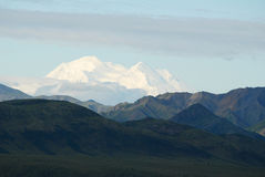 Mt. McKinley, Alask Stock Photo