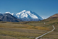 Mt. McKinley Stock Images