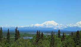 Mt McKinley Royalty Free Stock Images