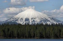 Mt, McLaughlin, Oregon Fotos de archivo libres de regalías