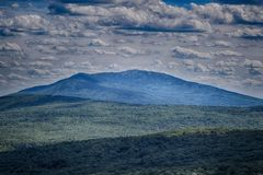Mt Monadnock 库存照片