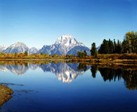 Mt.Moran Royalty Free Stock Image