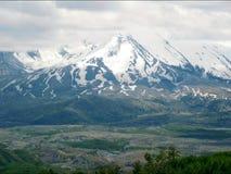 Mt Mt.圣Helens 免版税库存照片