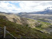 Mt Mt.圣Helens 免版税库存图片