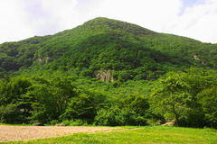 Mt Naturliga Maku parkerar Arkivbilder