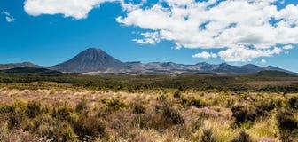 Mt. Ngauruhoe Stock Photography