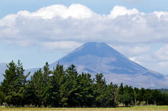Mt. Ngauruhoe Stock Photos