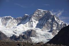 Mt Ngozumpa Kang Stock Images