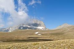 Mt. Olympus in Grecia. Il plateau ?delle muse Immagine Stock Libera da Diritti