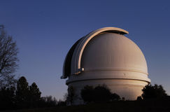 Mt. Palomar Observatory Royalty Free Stock Photo