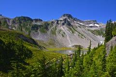 Mt panadero Imagen de archivo libre de regalías