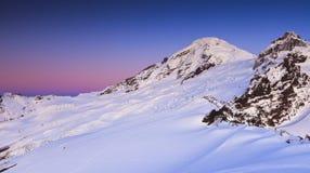 Mt. Panettiere Immagini Stock Libere da Diritti