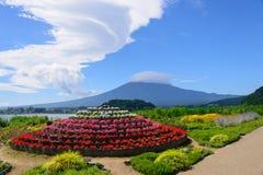 Mt Parque de Fuji y de Oishi imágenes de archivo libres de regalías