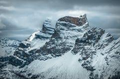 Mt Pelmo - Dolomites Stock Images