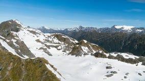 Mt Più alta montagna del cuoco in Nuova Zelanda Immagine Stock