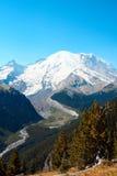 Mt. Più piovoso fotografie stock