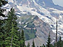 Mt più piovoso Fotografia Stock Libera da Diritti
