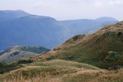 Mt Pico principal de Qixing en el parque nacional de Yangmingshan fotografía de archivo libre de regalías