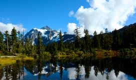 Mt piekarz Fotografia Royalty Free