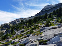 Mt. Pilchuck Fotos de archivo
