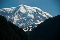Mt. Rainer Foto de Stock