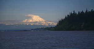 Mt Rainer Stock Photography