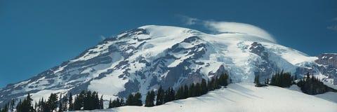 Mt. Rainier Royalty Free Stock Photography