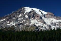 Mt. Rainier Stock Image