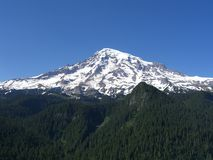 Mt Rainier Stock Photos