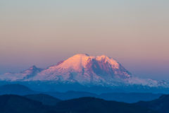 Mt rainier Royaltyfri Bild