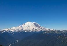 Mt Rainier Royalty Free Stock Image