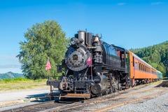 Mt Rainier Scenic Railroad (MRSR) Imagen de archivo