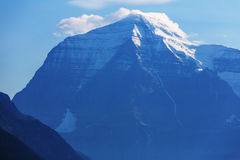 Mt.Robson Stock Image