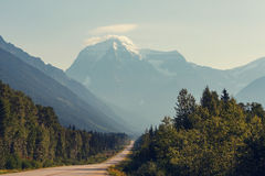 Mt.Robson Stock Photos